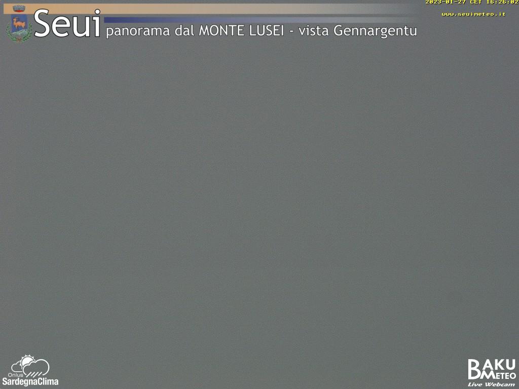 Webcam Monte Lusei